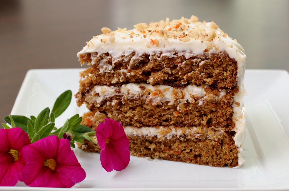 Kid-Friendly Carrot Cake