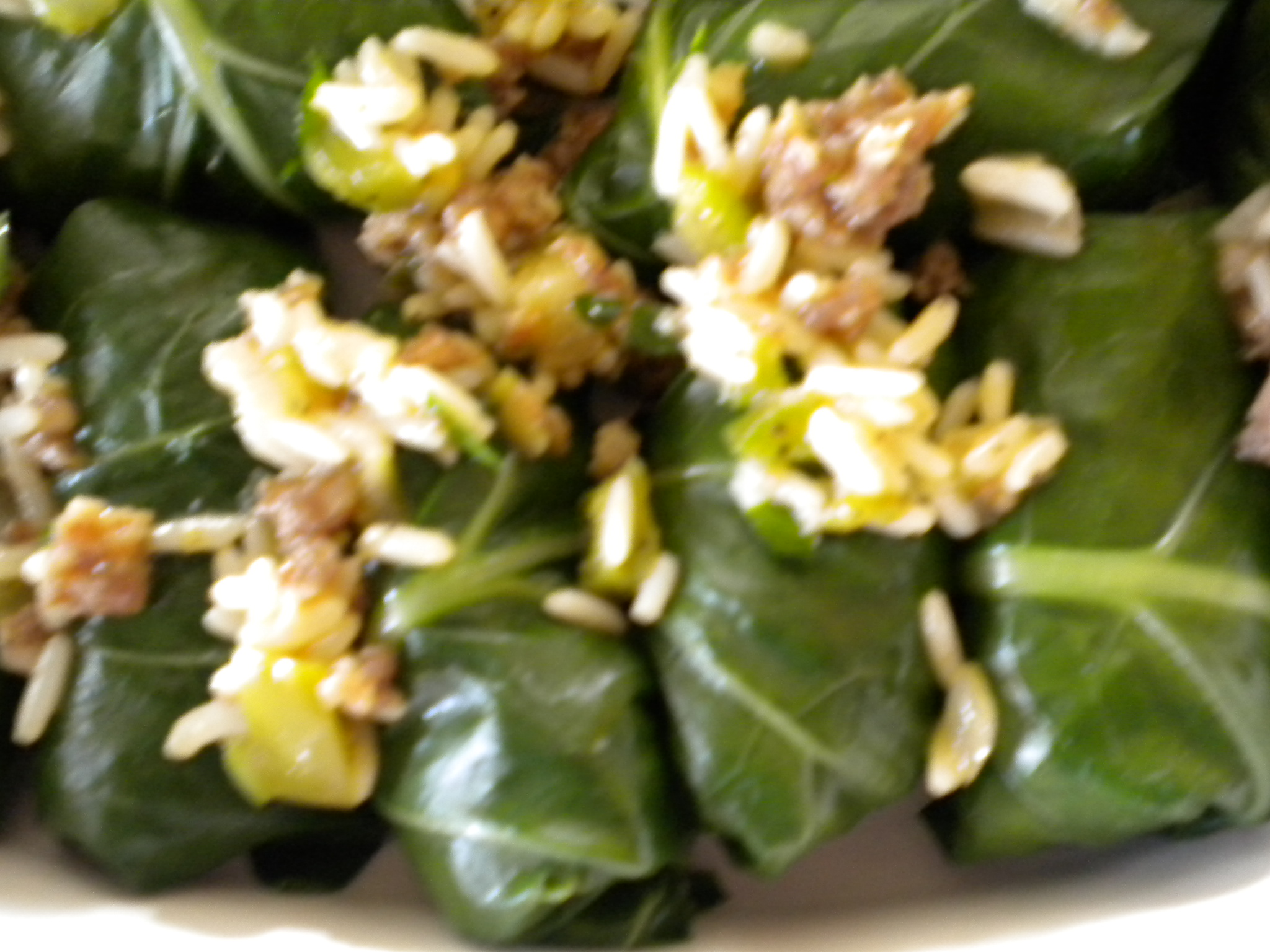 Stuffed Collards