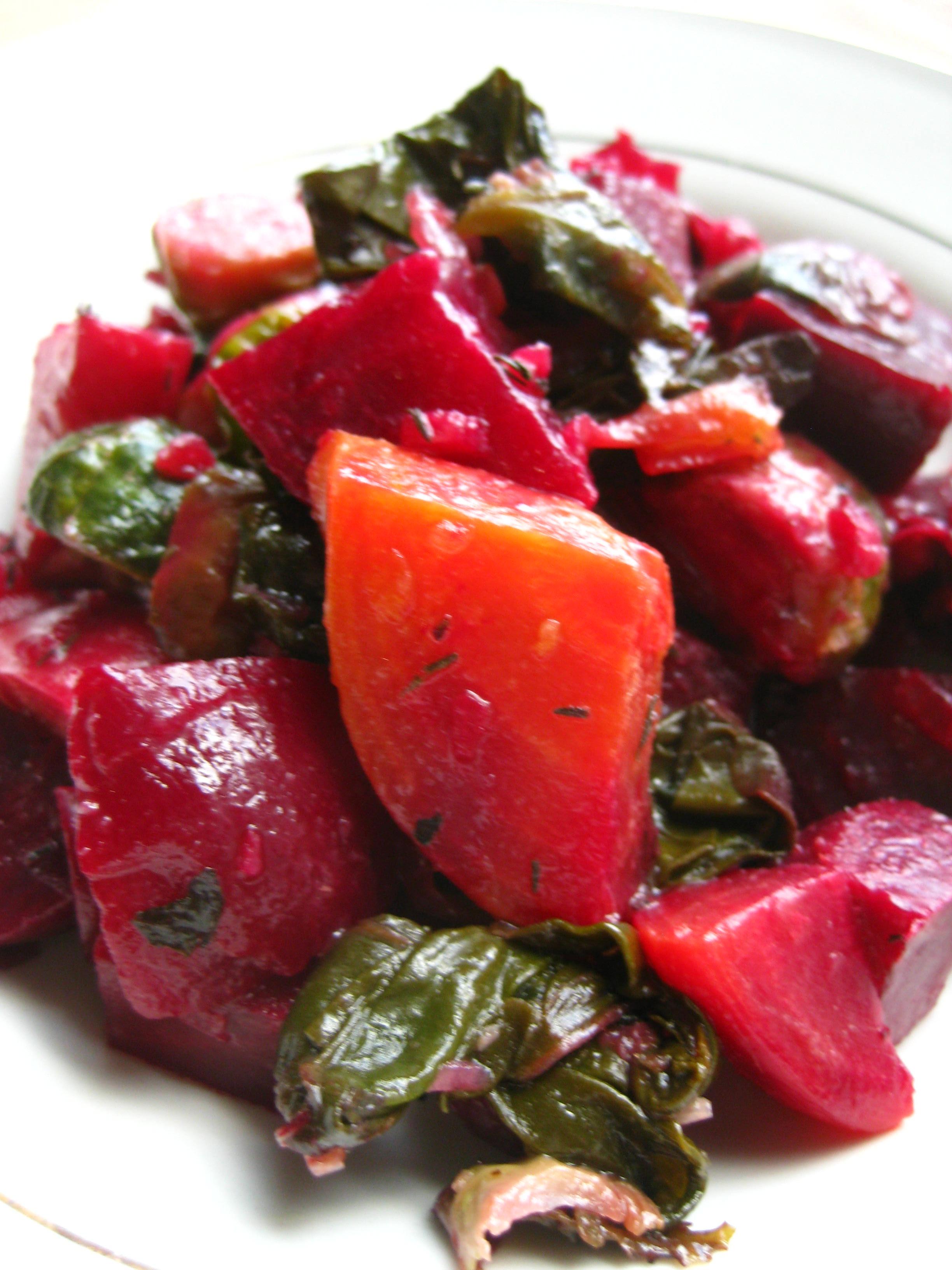 Fall Beet Salad
