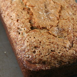 Spiced Pear Loaf