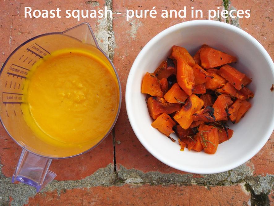 Squash Risotto - Risotto con Zucca
