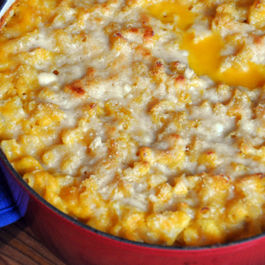 Healthiest Macaroni and Cheese