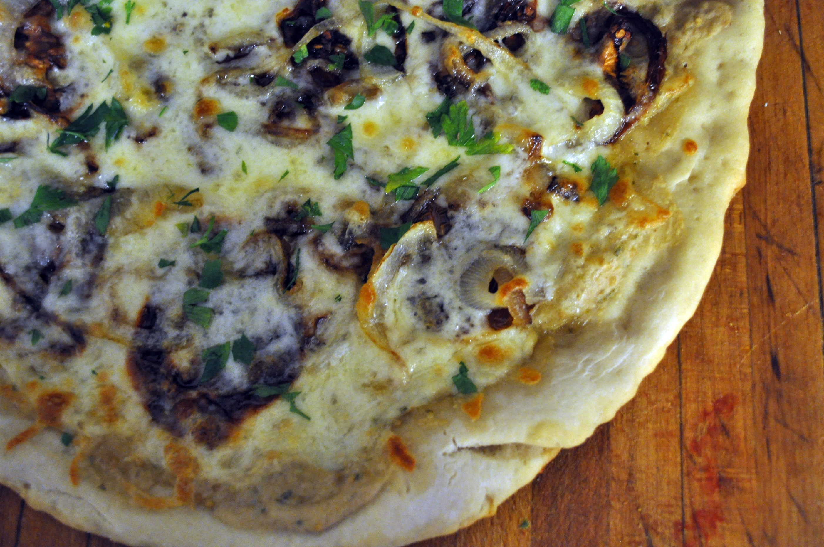 Baba Ganoush Pizza