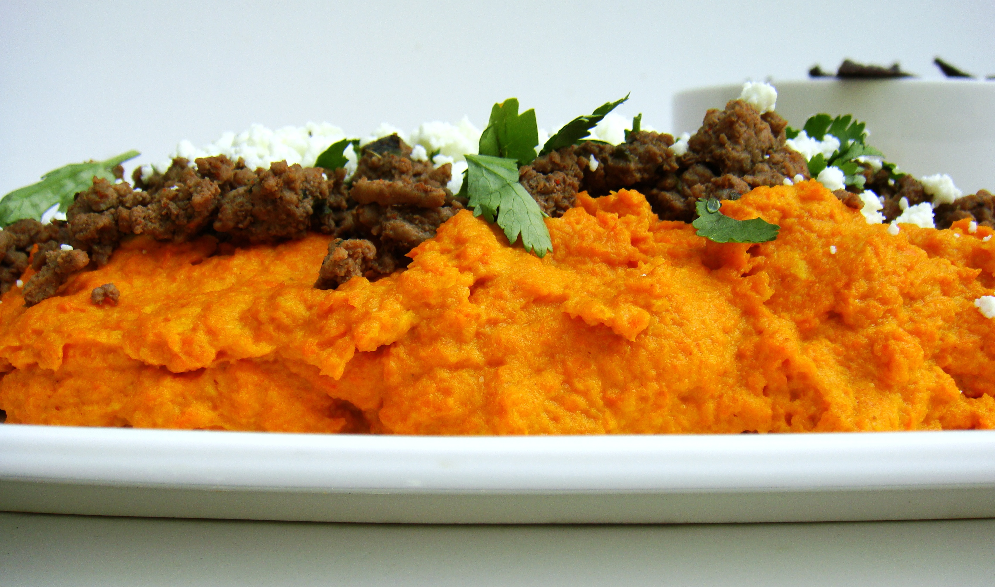 Roasted Carrot Hummus