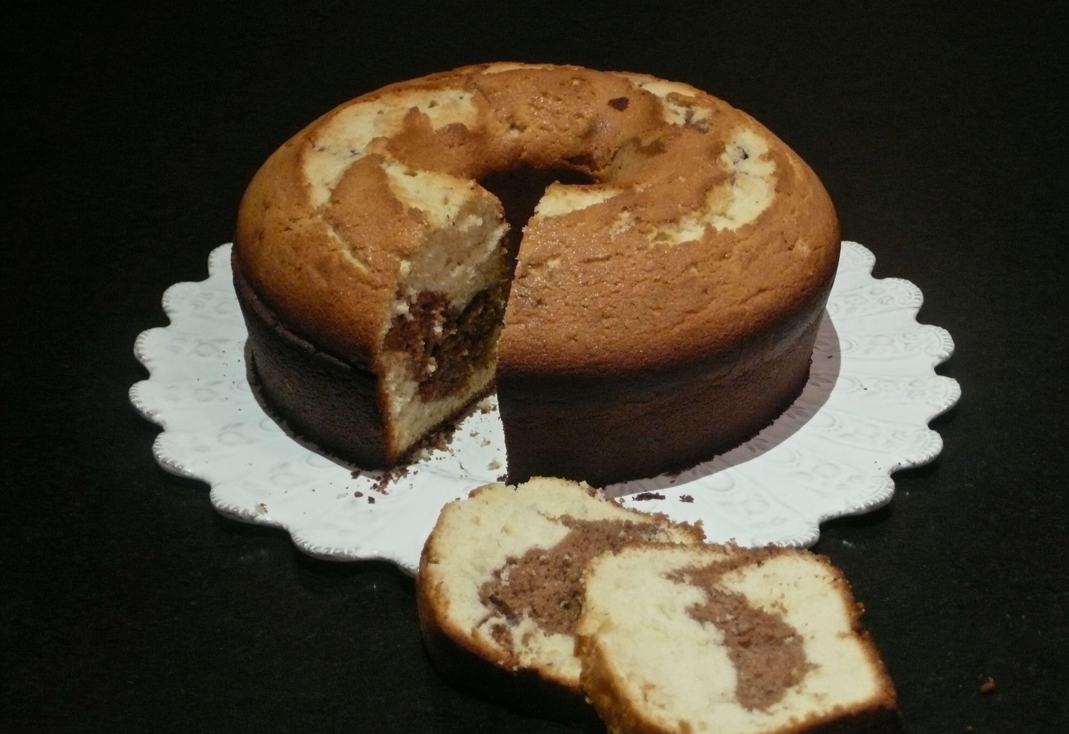 Regina's Marble Cake