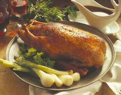 Peking Duck Western-Style Two Ways