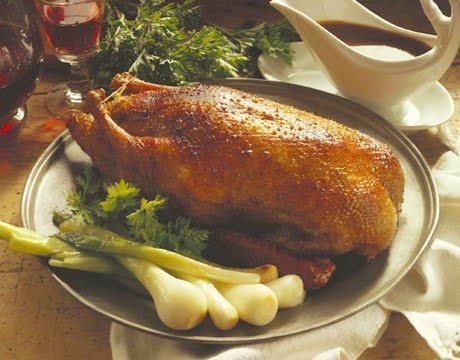 Peking Duck Western-Style Two Ways