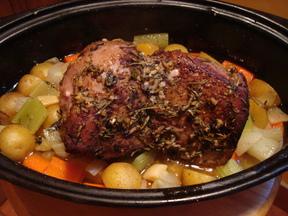 Boar_roast