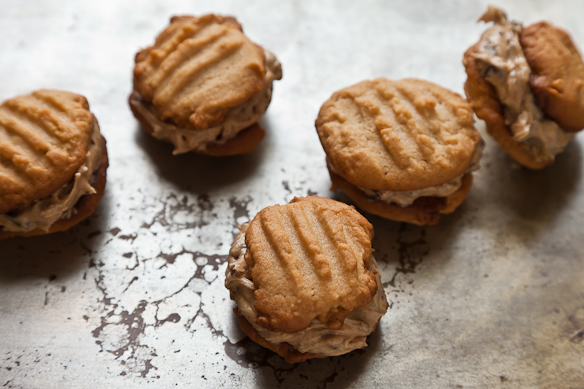 All I Want for Christmas Peanut Butter Cookies on Food52