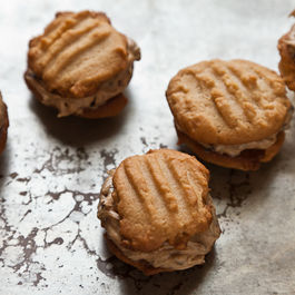 All I Want For Christmas Peanut Butter Cookies