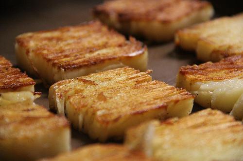 Potato Terrine (Pave)