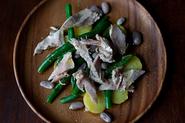 Warm Tuna and Bean Salad