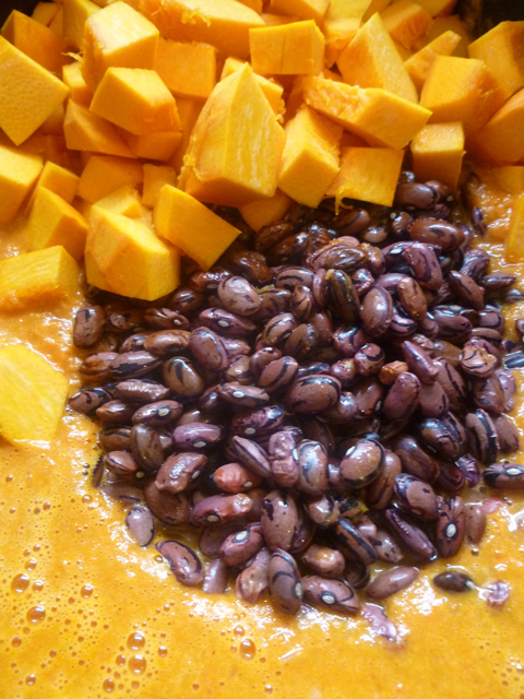 Pumpkin and Rio Zape Bean Soup recipe on Food52.com