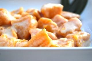 Butternut Squash Gnocchi with Taleggio Sauce