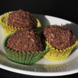 Chai-truffles