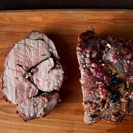 Pomegranate Roast Lamb