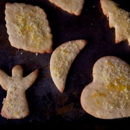 St. Clement's Orange and Lemon Cookies