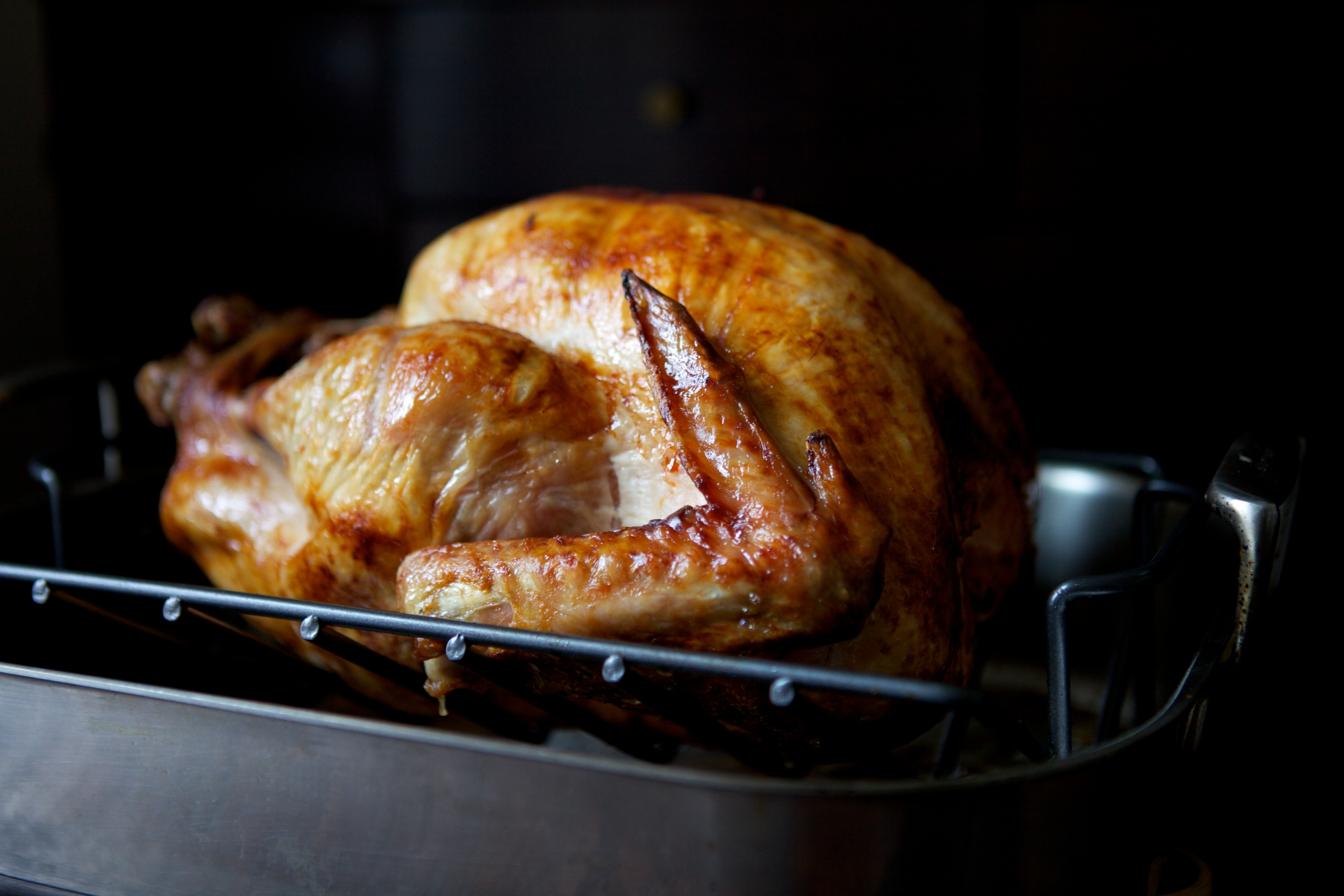 Dry Brined Turkey on Food52