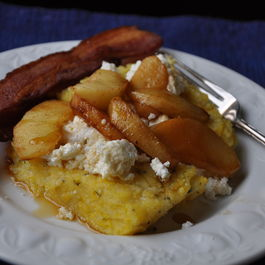 Polenta_with_ricotta_and_apple_3
