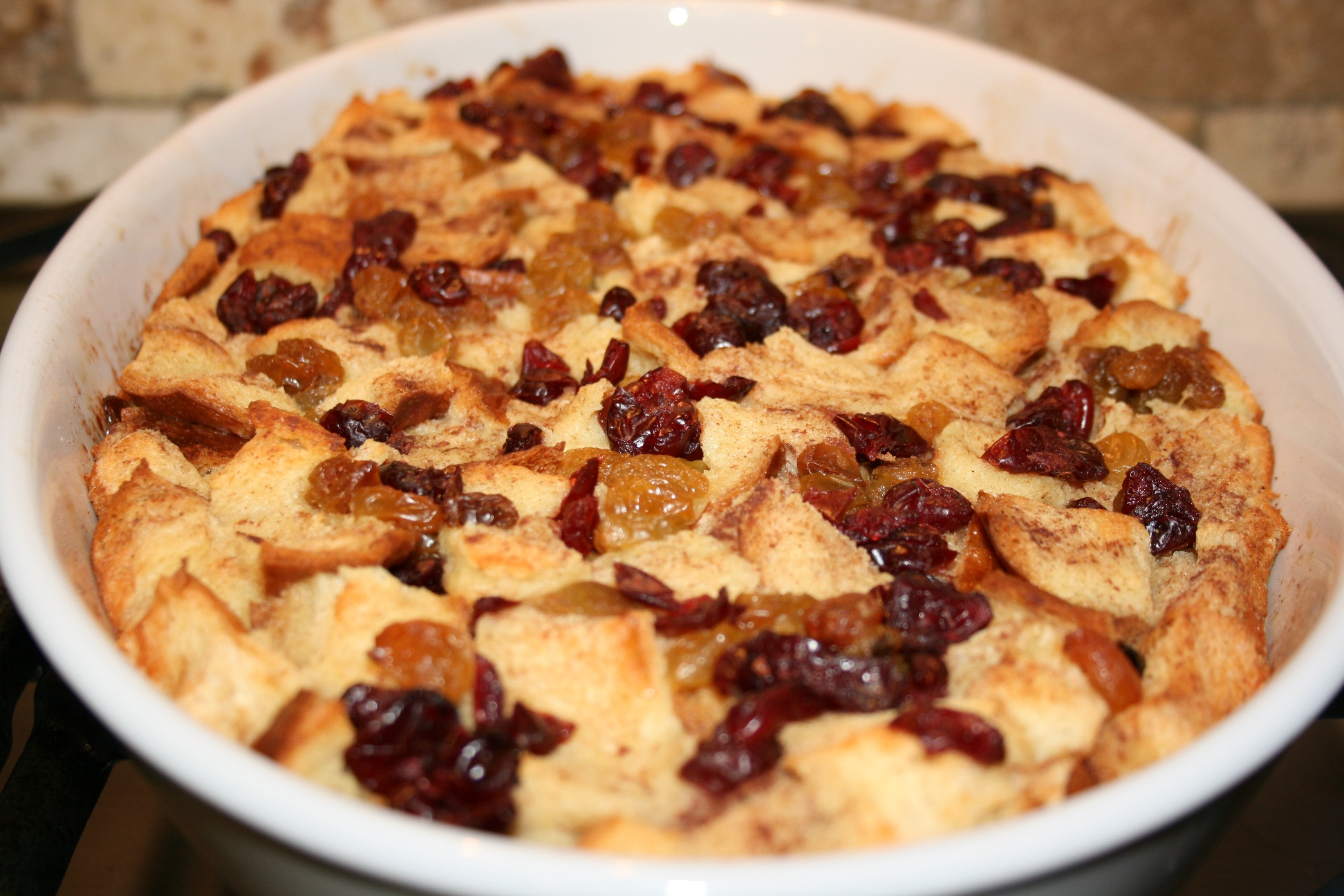 Make-Ahead Breakfast Bread Pudding