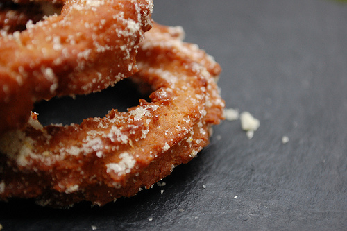 Spiced Pumpkin Churros
