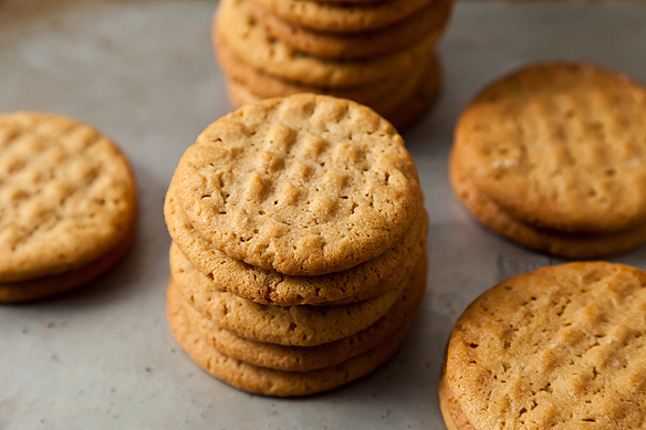 Peanut Butter Cookies from Food52