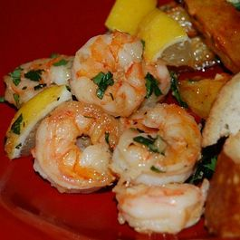 Tapas Night Shrimp