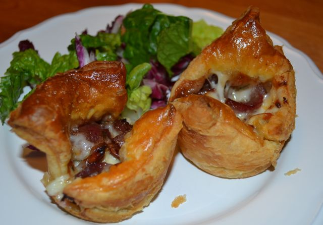 """Good Things"" Pastry Puffs"