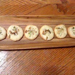 Cardamom Cookies aka Naan Khatai
