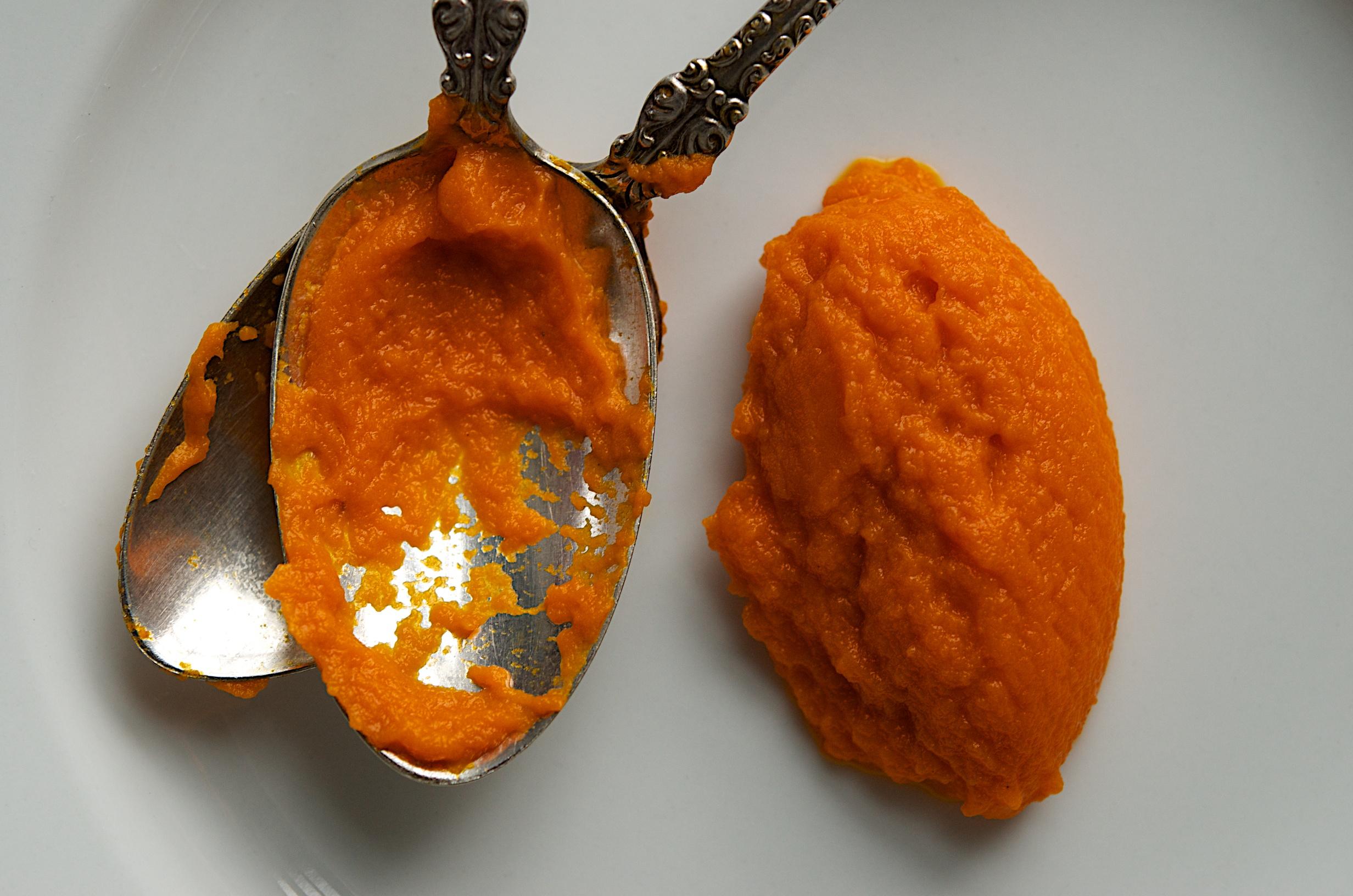 Carrot Purée
