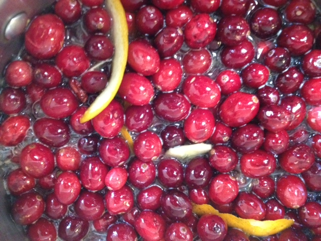 Cranberries with a Zetz