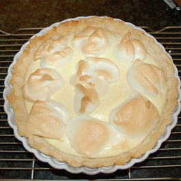 Nanny's Lemon Fluff Pie