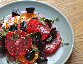 Blood_orange_tangerine_and_beet_salad_with_maple_-_orange_vinaigrette