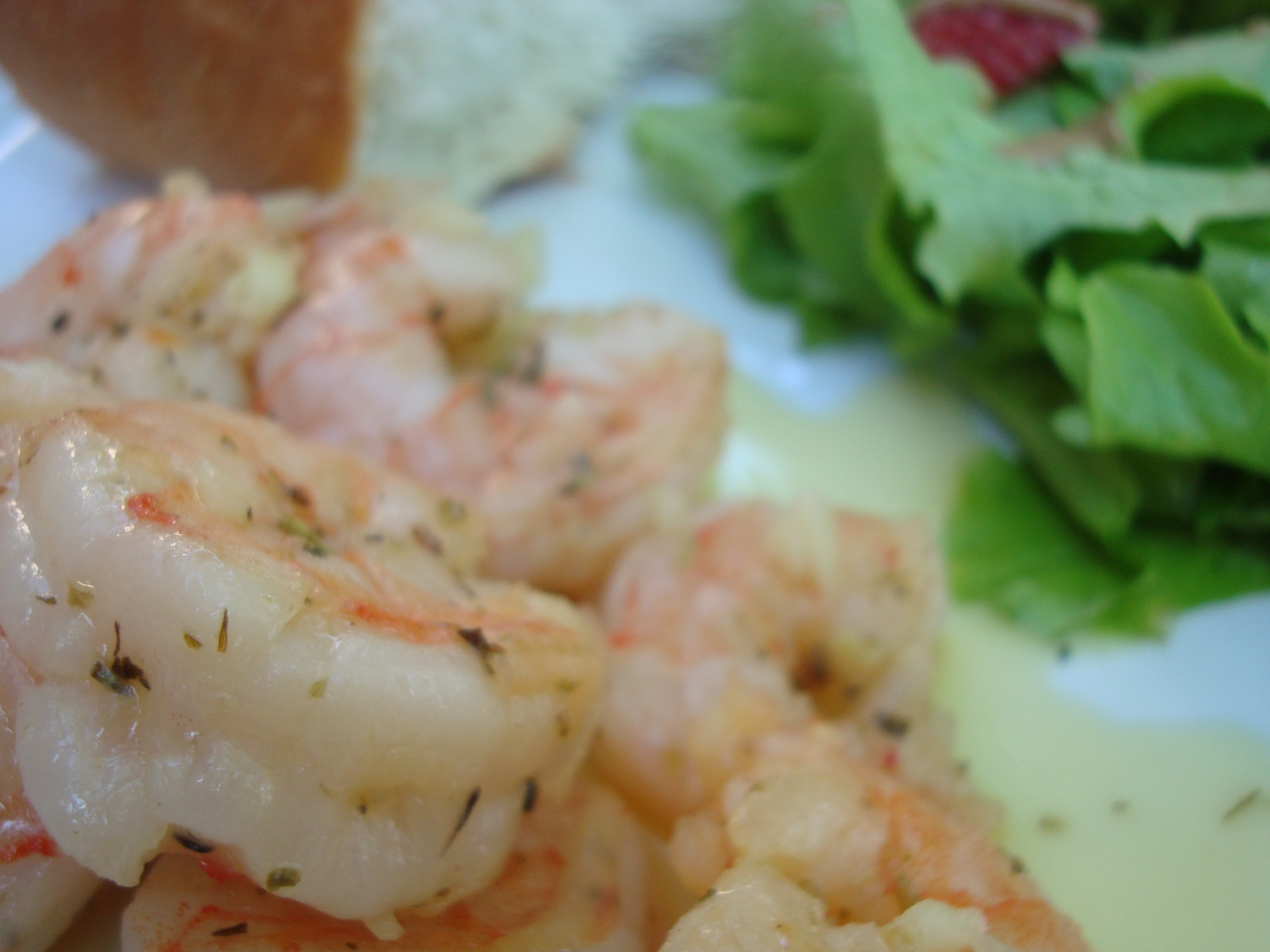 Limoncello Shrimp