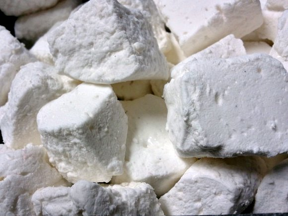 Meyer Lemon Vanilla Bean Marshmallows