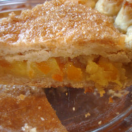Kumquat-pie