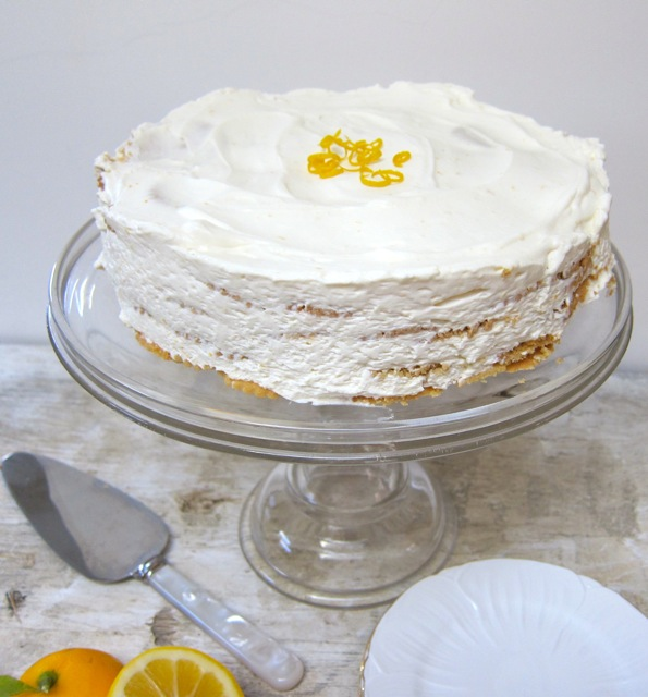 Ask Ina Garten: Meyer Lemon Icebox Cake Recipe On Food52