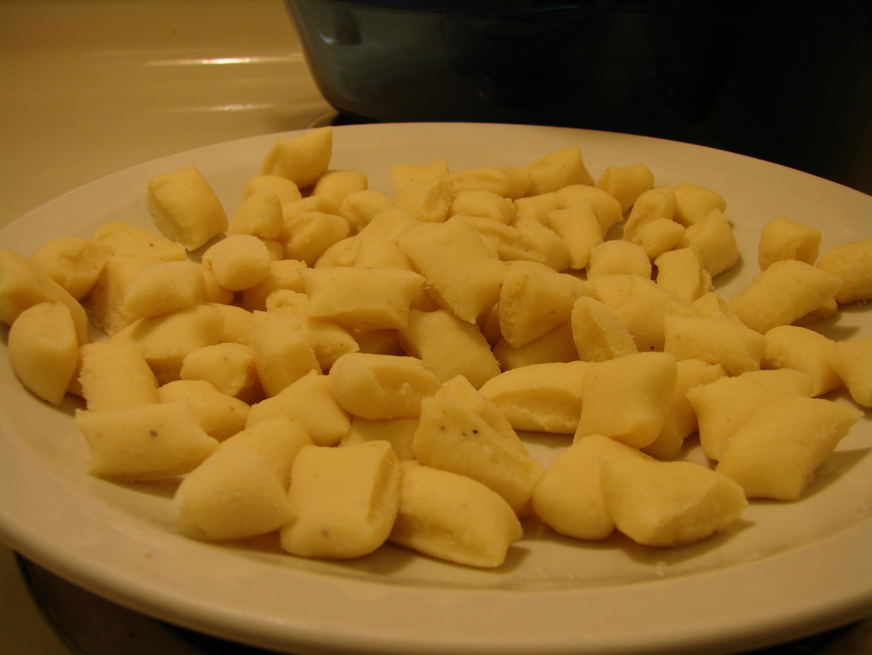 Simplest Gnocchi