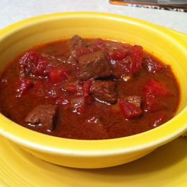 Green Chile Stew Meat Chili