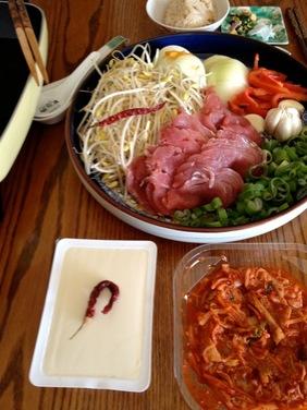 Pork Kimchi Chili recipe on Food52.com