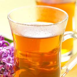 Ginger, Lemon, and Agave Yogic Tea