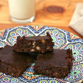 """Skinny"" Brownies"