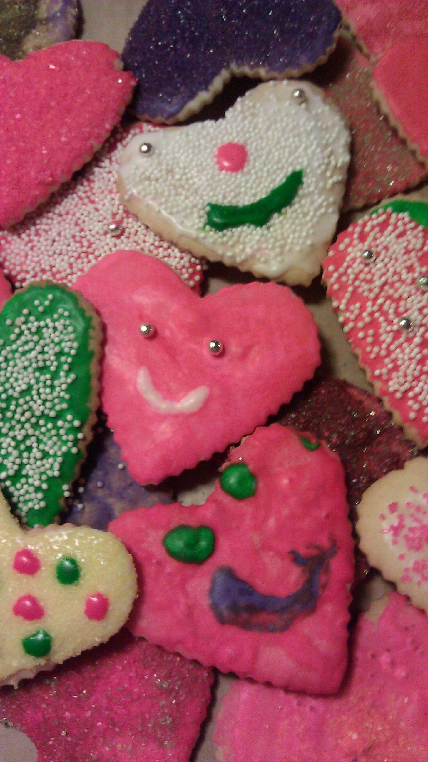 Lemony Sugar Cookies