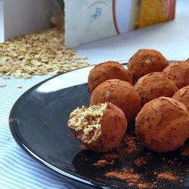 Muesli Balls with Figs