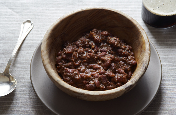Indian Spiced Lamb Chili on Food52