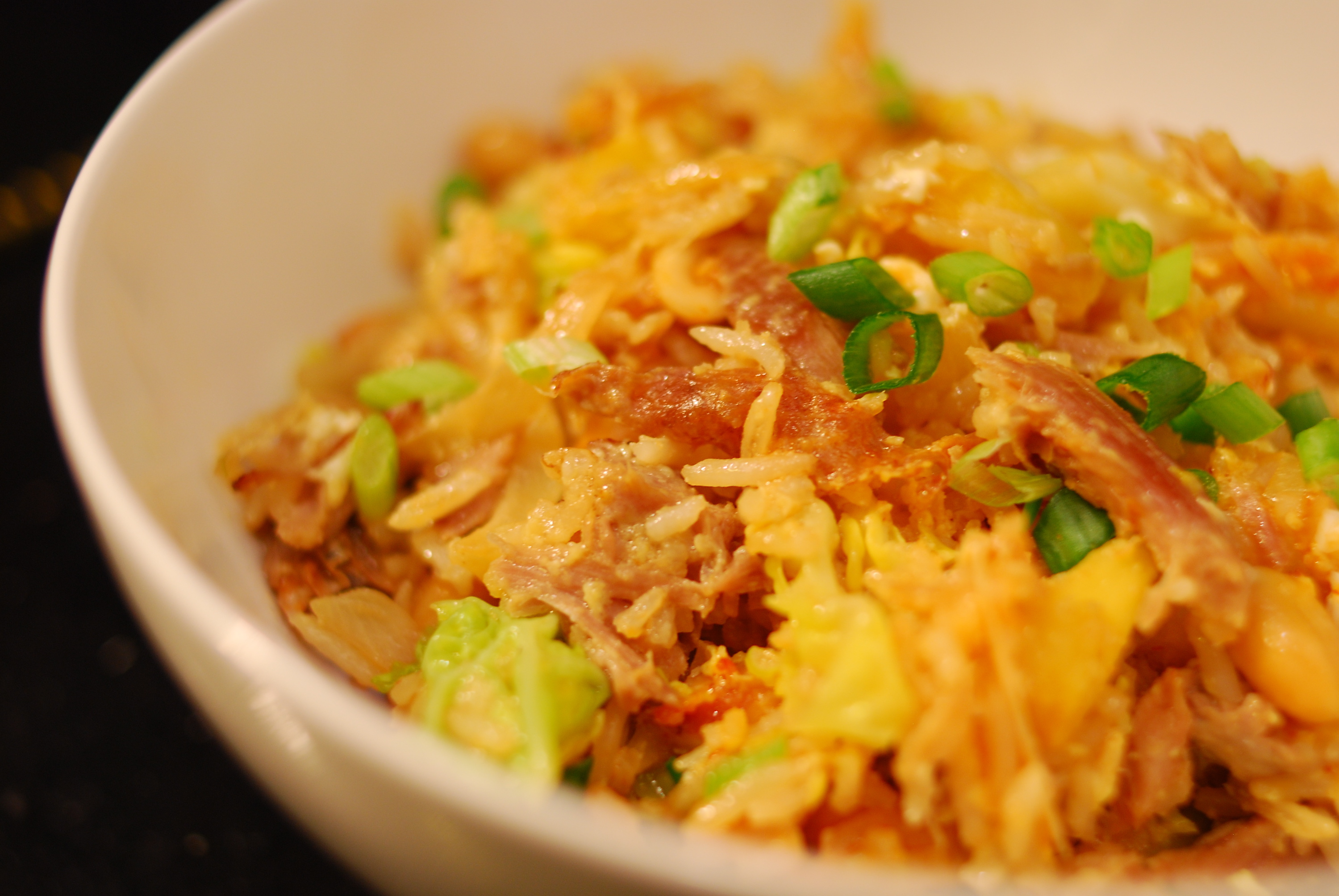 Turkey Pineapple Fried Rice