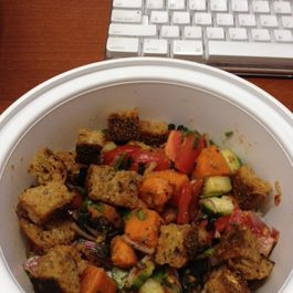 Lunchtime panzanella