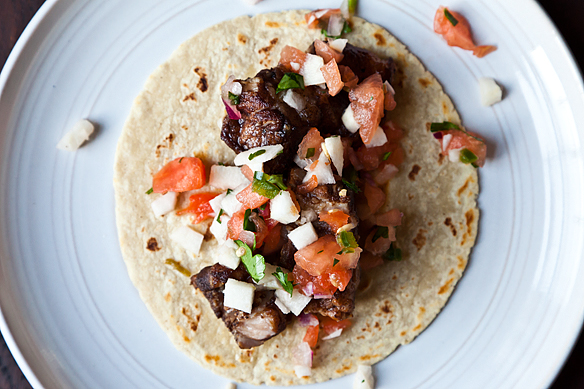 Pork Belly Tacos on Food52