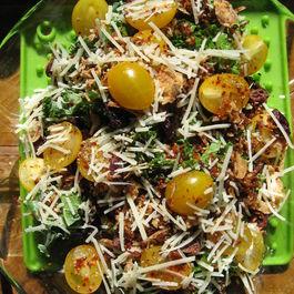 Zippy Raw Kale Salad