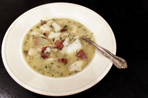 Irish Fish Stew